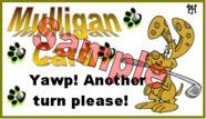 Mulligan Golf-Dog Theme-Individual 2