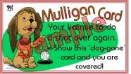 Mulligan Golf-Dog Theme-Individual 3