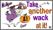 halloween golf cards for free